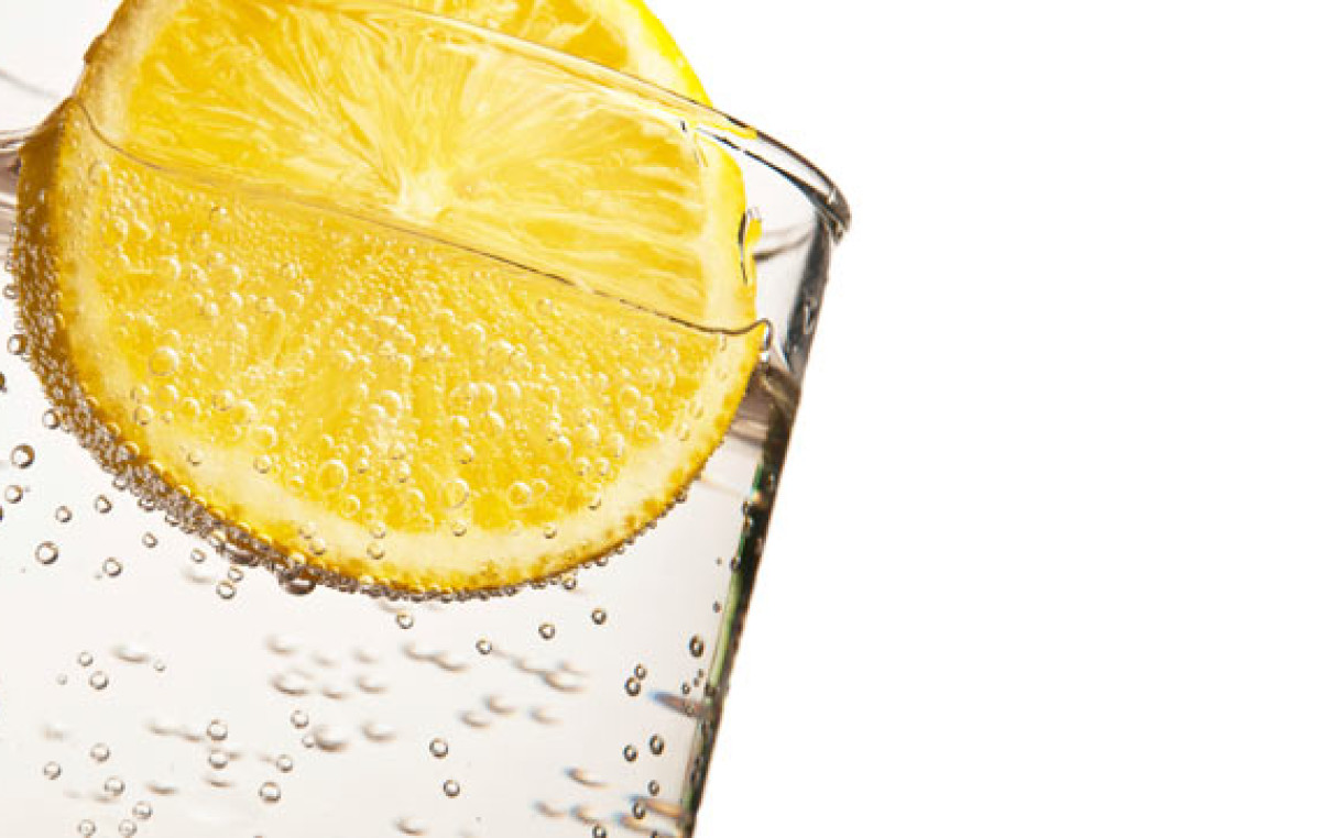 Sparkling Water Gaining Acceptance