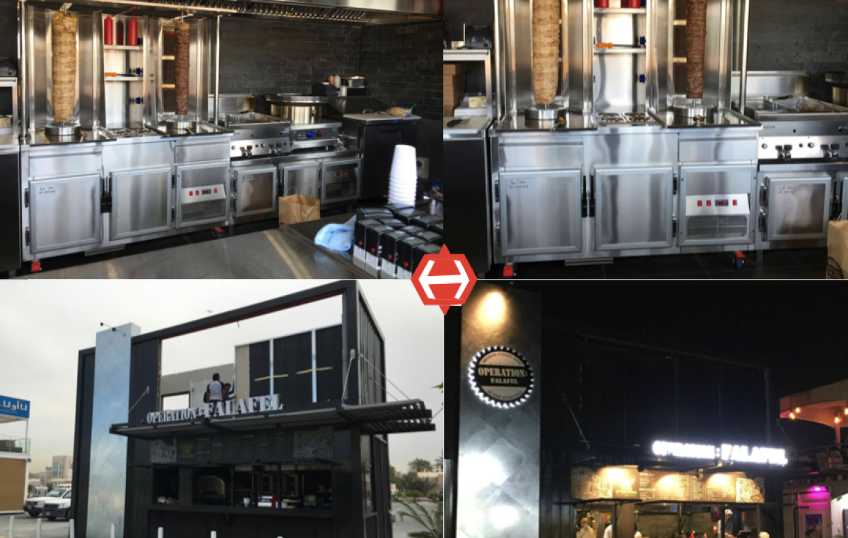 Commercial Kitchen Equipment Suppliers In Oman