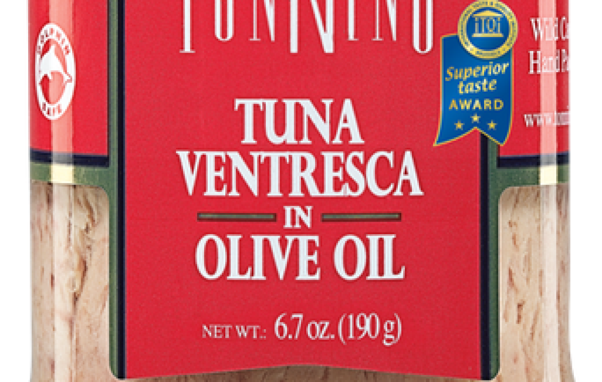 Tonnino Gourmet's Award- Winning New Flavor