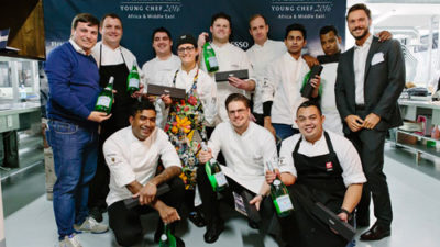 Calling Young Chefs in the UAE for the young Chef Award