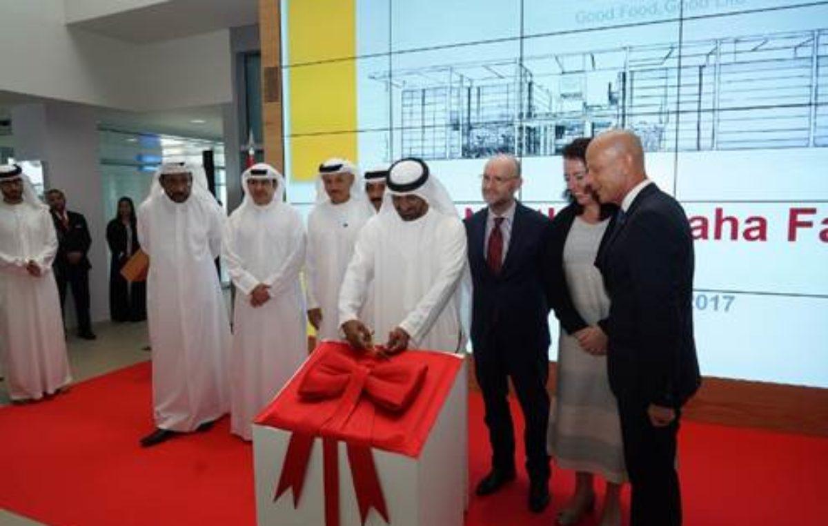 Nestlé Middle East Inaugurates Al-Maha Factory in Dubai South
