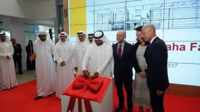Nestlé Middle East Inaugurates Al-Maha Factory in Dubai South
