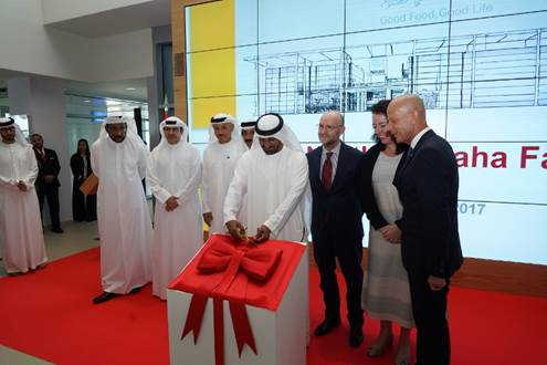 Nestl middle east inaugurates al maha factory in dubai south nestl middle east inaugurates al maha factory in dubai south m4hsunfo