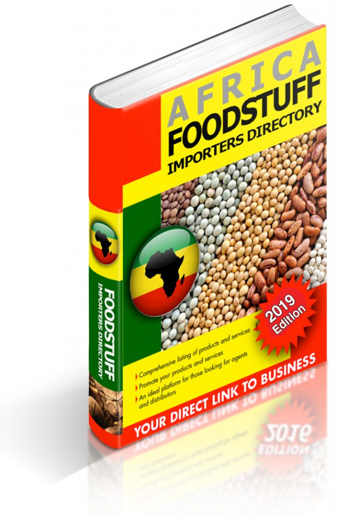 Africa Foodstuff Importers Directory: Database of food importers in